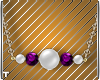 CasualChic Purp Necklace