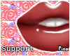 P! 5k Support Sticker