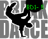 M/F Break Dance 5 PACK