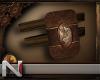 [N] Steampunk Leg Case