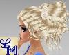 !LM Blond Updo Romance
