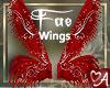 .a Fae Wings Ruby