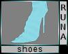 °R° Blue Heels