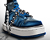 Mid Shoes Blue