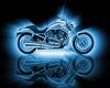 *C* Harley Blue Bike