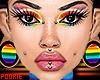 T1 Pink LGBT Piercings