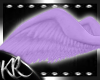 *KR* Lavender Angel Wing