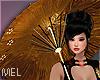Mel*Chinese Parasol Gold