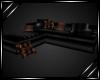Dark Chocolate Couch