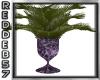 Puprle Club Plant Vase