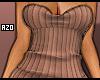 Mini Nude Dress