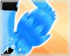 A| Blue Arm Fluff