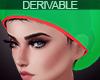 Derv Surgical Cap | F
