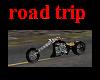 black Biker road trip