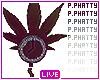 ღ Marijuana Clock
