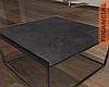 Black Rusty Table