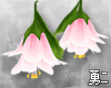 Y' Pink Blossom Earrings