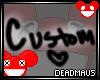 /5/ Leah Custom Ears