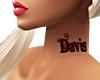 *SBD* Davis Tattoo