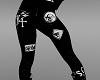 Punk Sexy Rock Pant