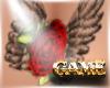 Forever Rose Tattoo