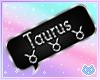 Taurus Zodiac Bubble