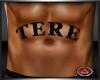 [JAX] TERE BELLY TATTOO