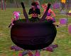 Cauldron fun time