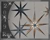 Rus: G&G Hanging Stars 2