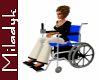 MLK Ani Elec Wheelchair