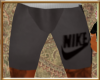 Nike Shorts + Muscle v1