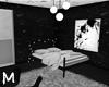 😬 B & W Bedroom