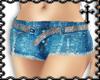 * Glimmer Mini Shorts
