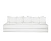 """H""""White Couch"""