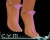 Cym Belly Dancer Shoes 2
