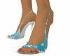 flower stiletto heels
