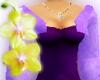 Orchid Bust Fur