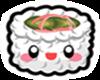 Maki Sticker