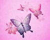 Butterfly Pink Rug