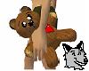 The floppycat teddy!