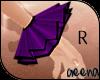 $G Purple Cuff (R)