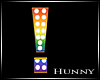H. Rainbow Exclamation !