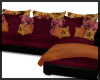 Rose/Gold Sectional