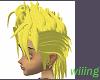 Paine in golden blonde