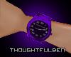 .TB. Rich Watch Purple 2