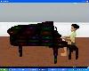 Executive Light Piano