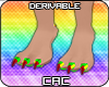[C.A.C] Derv Big Paws M