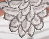 owl chest feathers