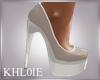 K mesh heels