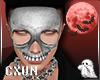 Skull Mask M | White
